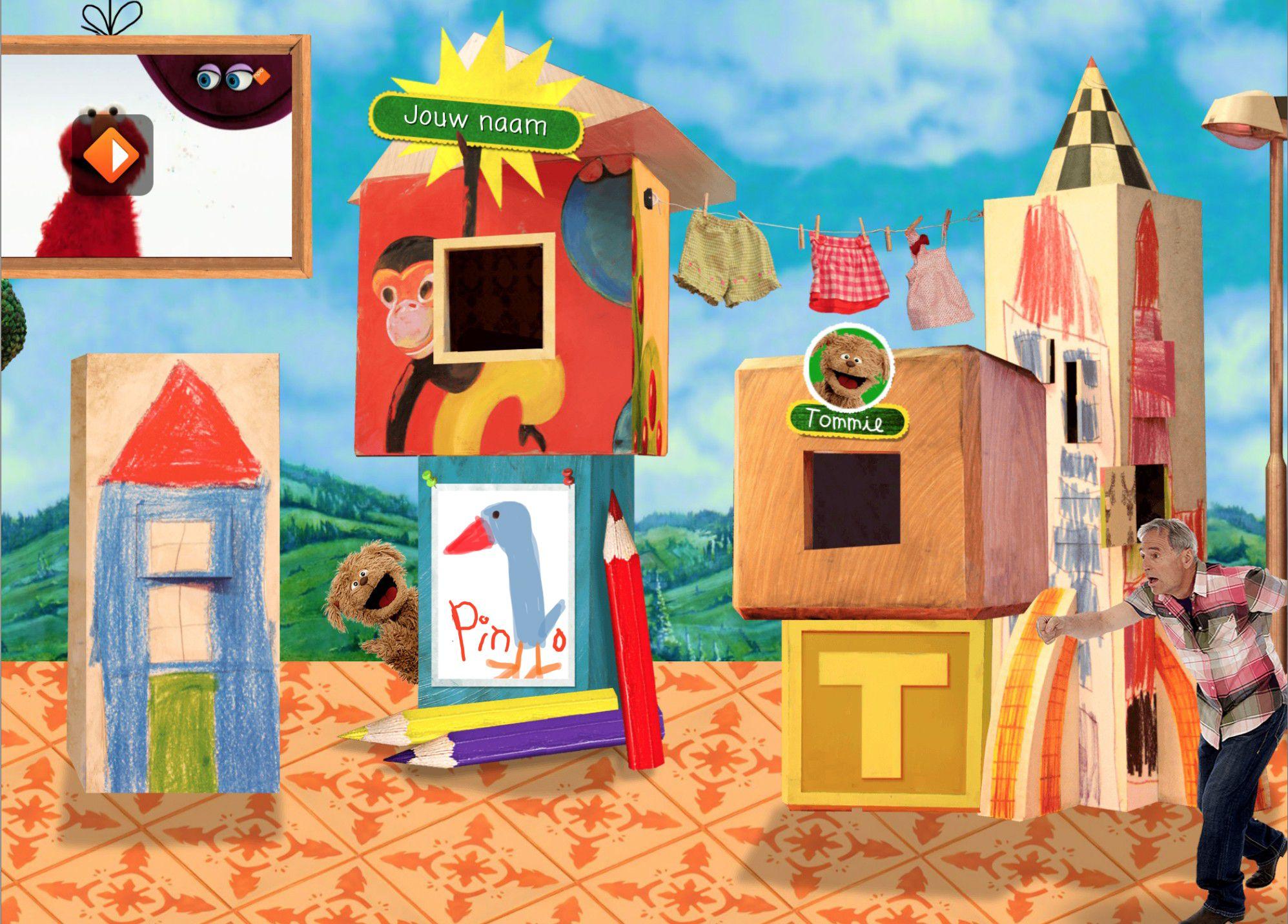 Kleurplaten - Tijdschriftenrek huis van de wereld ...